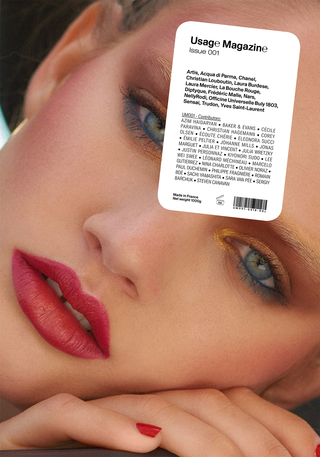 """Vanillaroma"" for Usage Magazine"